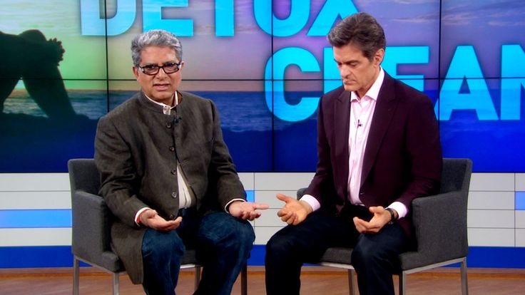 Deepak Chopra's Stress-Free Meditation: Detox your stress with this guided meditation from Deepak Chopra that really works! Watch Deepak Chopra explain his stress...