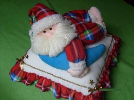 Resultado de imagen para cojines para navidad
