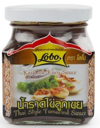 Oryginalny sos tajski z tamaryndy.
