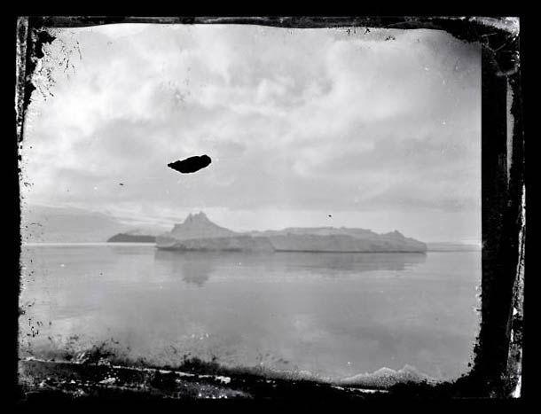 Des photographies vieilles de 100 ans découvertes dans les glaces de l'Antarctique | Ufunk.net