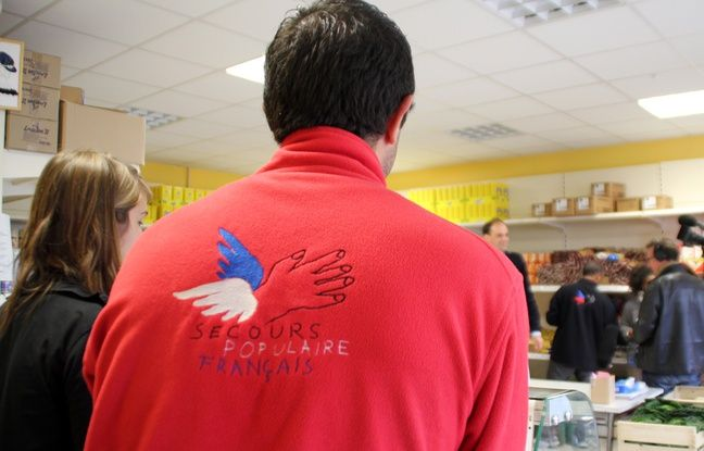 Rennes: Pour acheter un nouveau camion frigorifique, le Secours Populaire attend vos dons