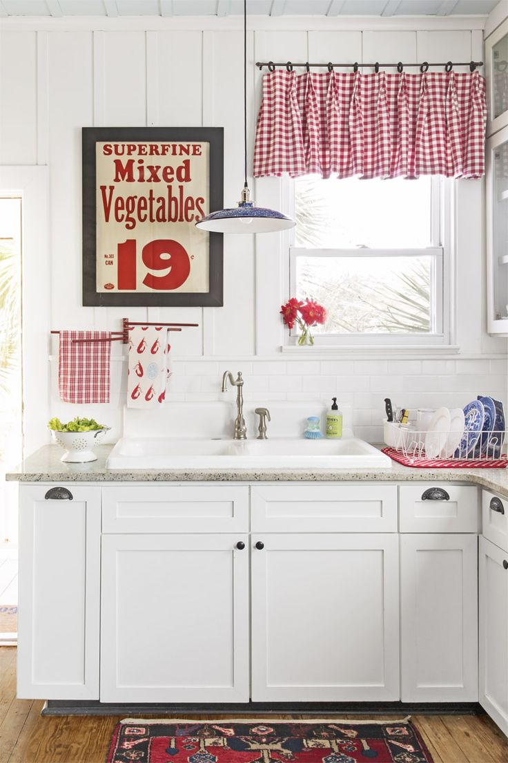 7 best images about red white and blue home decor on pinterest kitchen