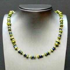 "Fresh Water Pearls, Sterling Silver Length: 16.5"" - 19.0"" / 42cm - 49cm Item #: nec021"