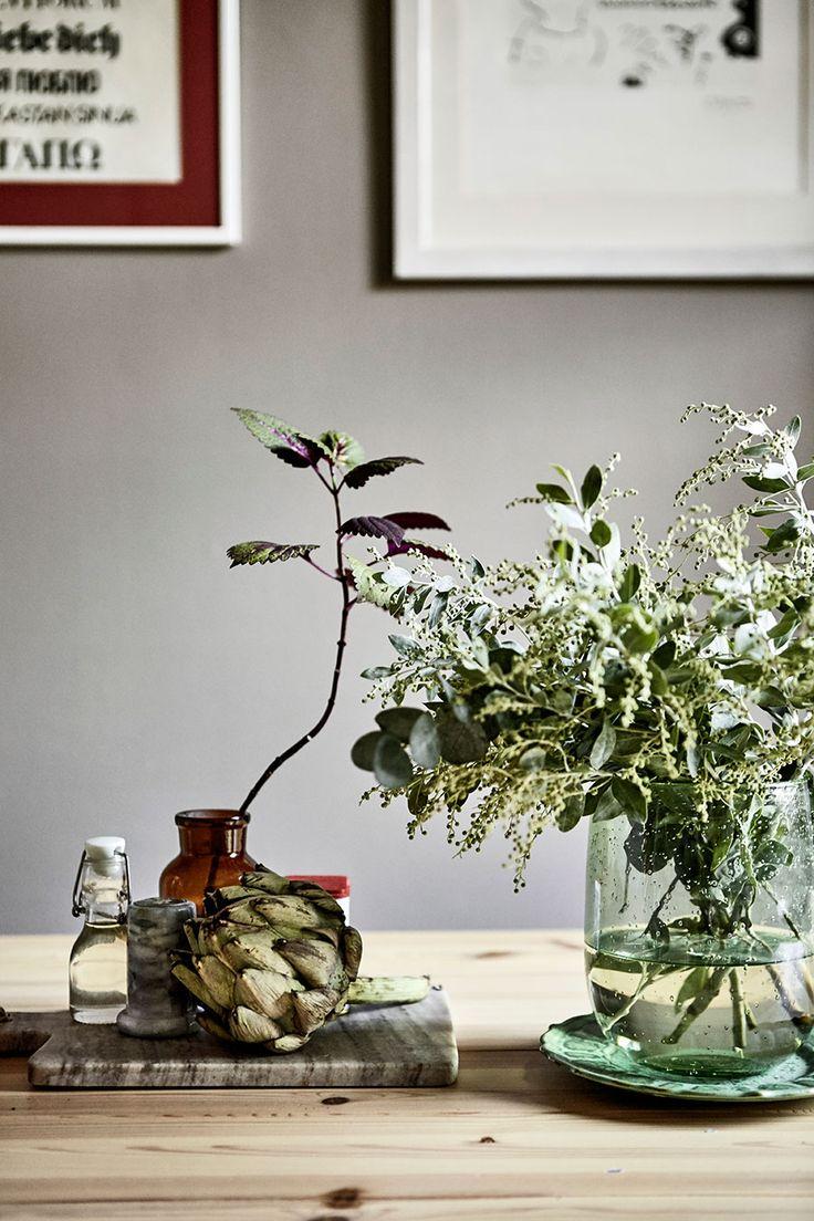 Kika in i vår nya bloggare Amelia Widells drömmiga hem
