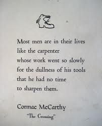 cormac mccarthy quotes
