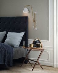 Bestlite BL5 wall lamp - matt white-brass-800x800