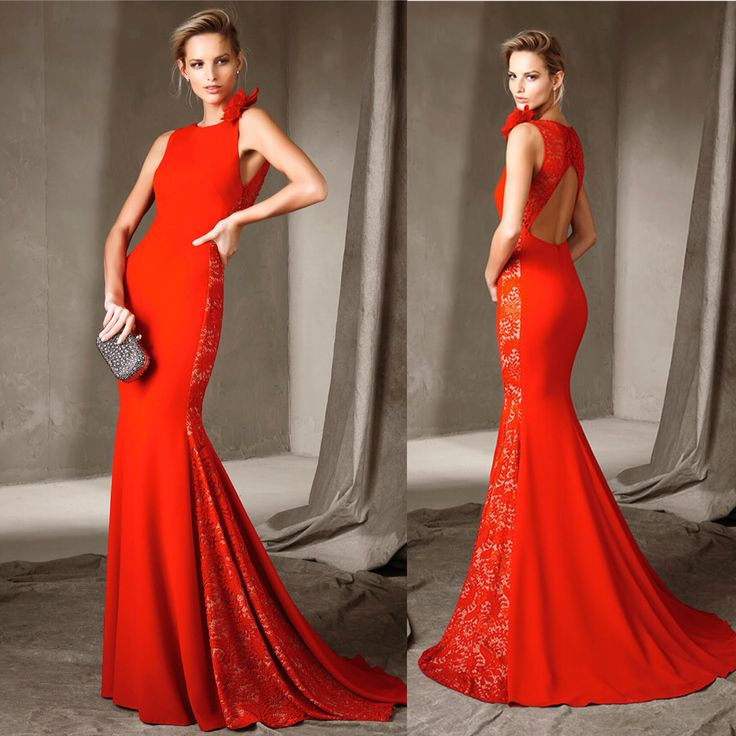 Cerise by Pronovias for $650. Available in Red and Black. #miabellacouture #californiaglam #pronovias #cerise #red #black #longdress #eveninggown #redcarpet #hollywood #glam