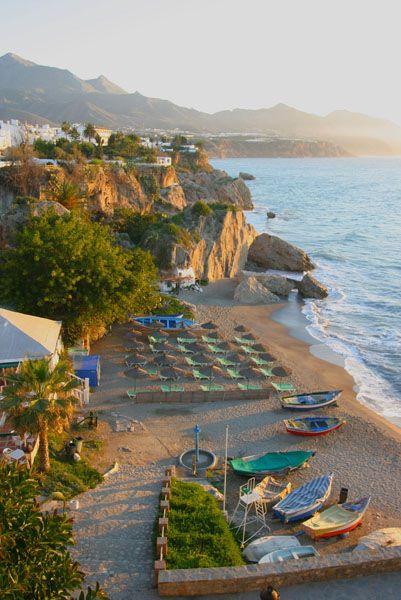 Calahonda Beach - #Nerja - Andalucia - #Spain