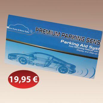 Αισθητήρας παρκαρίσματος 19,95 €-Ευρω