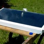 Survival Water Collection: Simple Solar Water Still