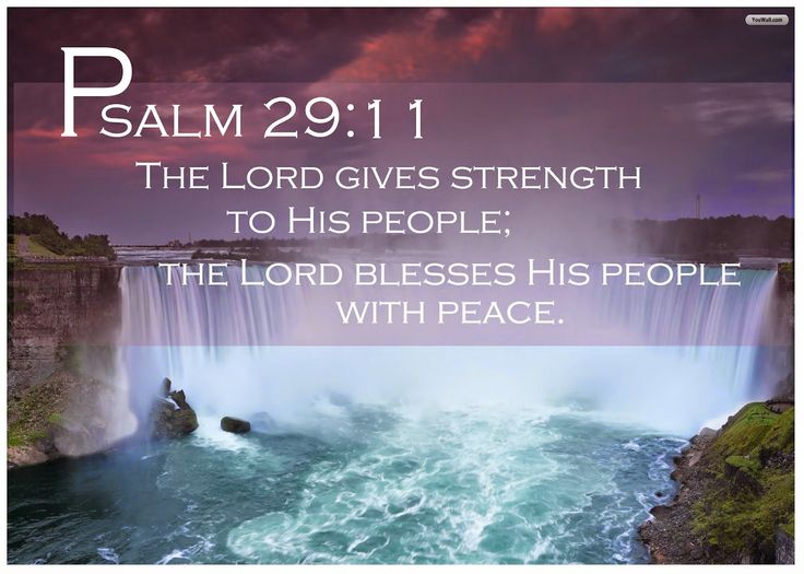 †MIGHTY WARRIOR BLOG † THE POWER OF PRAYER: Psalm 29