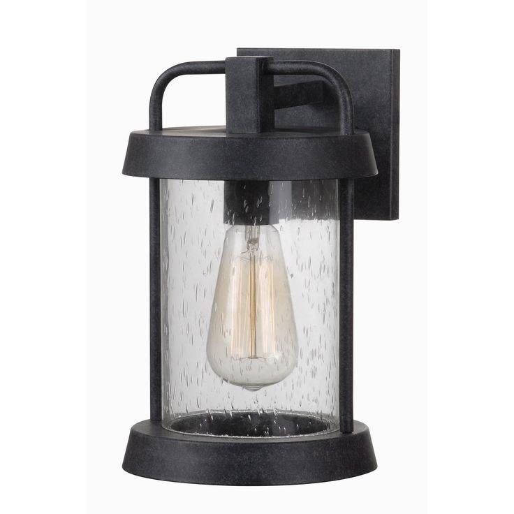 Design Craft Blaze 1 Light Small Lantern
