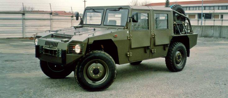 VAT veicolo tattico | ARIS SpA