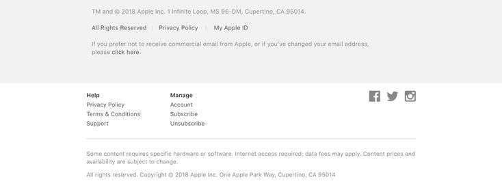 how to change apple address