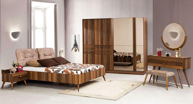 İmaj (Lüx) Yatak Odası Modern Yatak odaları YATAK ODASI TAKIMI