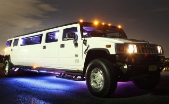 The Stretch Hummer! - tough on the outside, 16 seat nightclub on the inside. Accessed: 20th March 2014