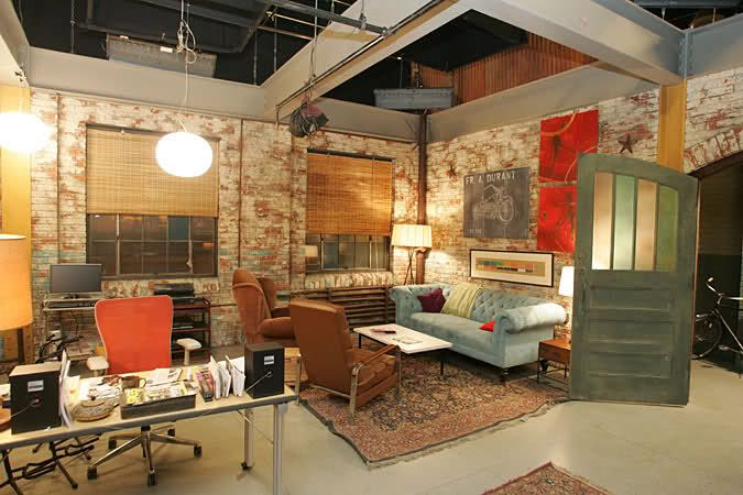Dan Humphrey 39 S Apartment On Gossip Girl Love It Wanting The Layout H