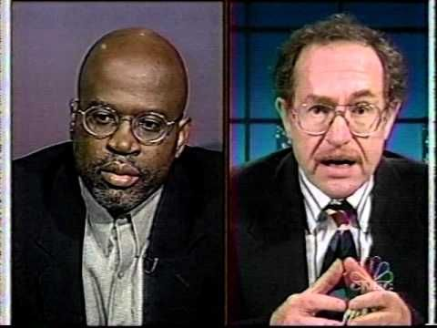 Christopher Darden Trades Vicious Insults with OJ Simpson Attorney Alan ...