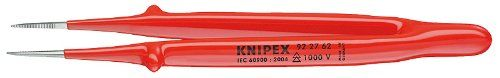 Knipex 92 27 62 1,000V Insulated Precision Tweezers
