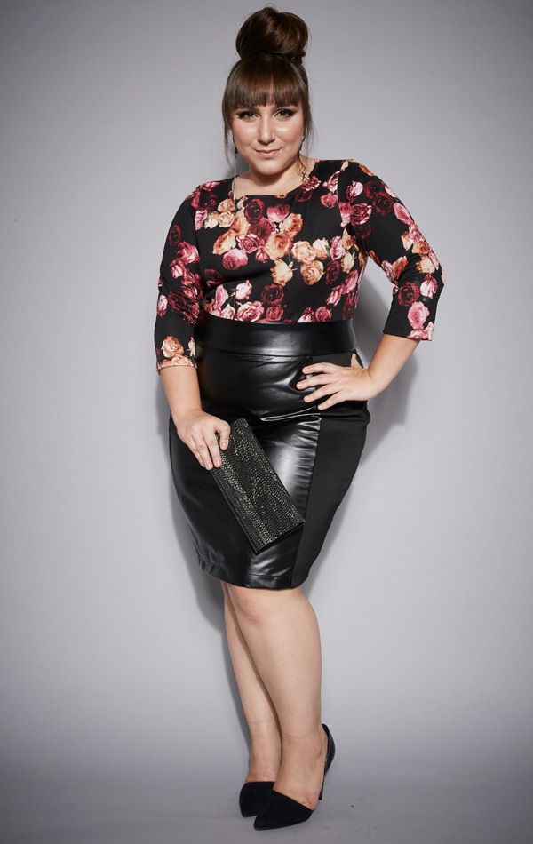Love the skirt! This would be a great outfit to go the clubs or a hot date
