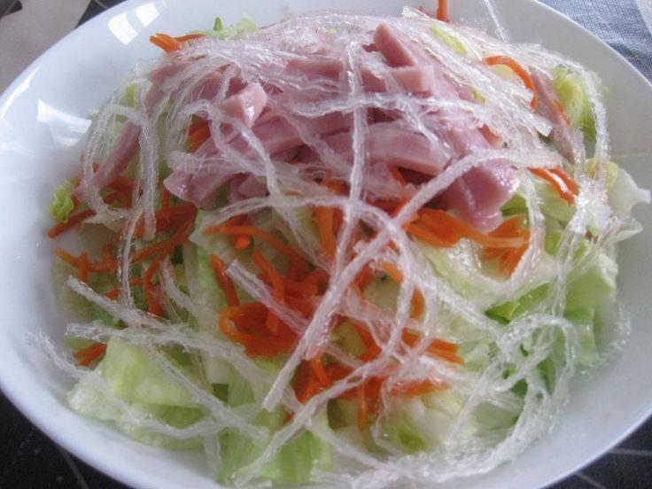 Cómo hacer salsa para ensalada china | Cocinar en casa es facilisimo.com