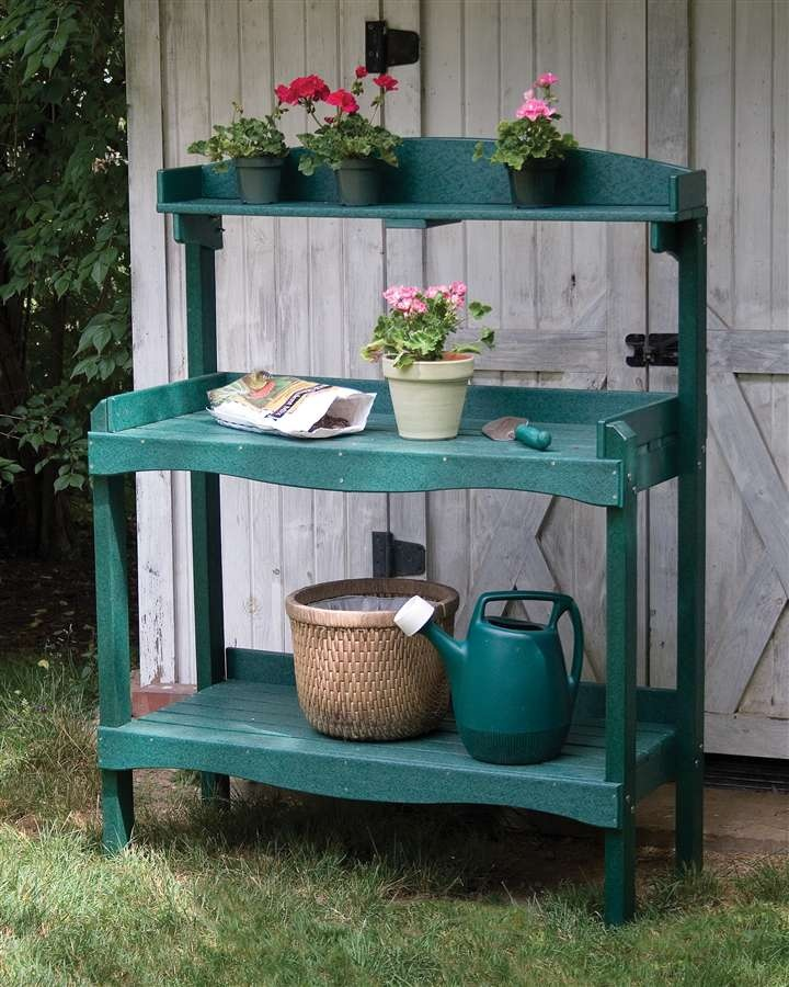 17 Best Images About Garden Potting Bench On Pinterest