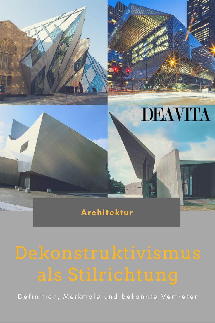 Die besten 25 dekonstruktivismus ideen auf pinterest - Dekonstruktivismus architektur ...