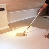 Get cat urine smell out of subflooring - Do this when Kelly moves out