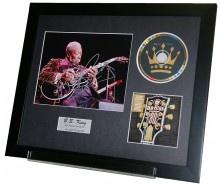B.B. King - Guitar Legend from Greenlight Memorabilia