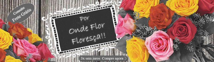 Na sua Floricultura Online Cestas de Café da Manhã, Presentes, Arranjos e Buque de Flores