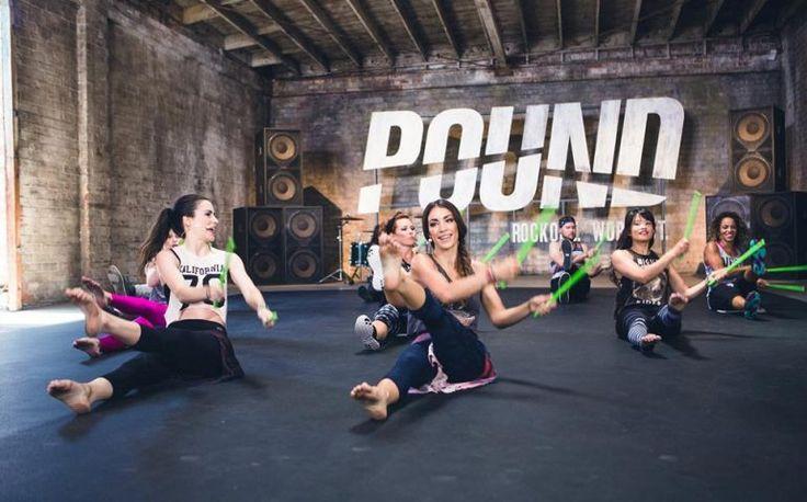 Free Pound Rockout Workout Class | TorontoDance.com