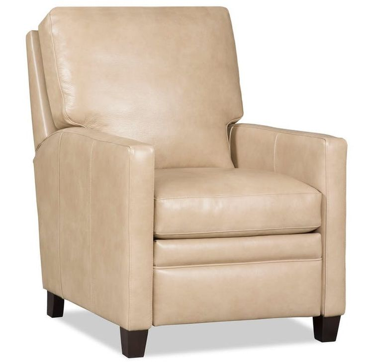 Bradington Young Donnelly Leather Recliner Wayfair 45