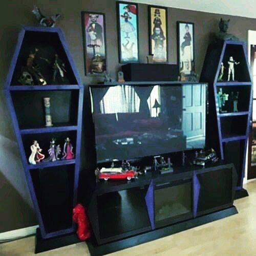 Scary Home Decor: 980 Best All Things Horror! ☠ Images On Pinterest