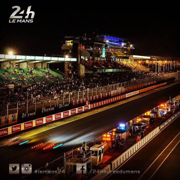 LM2017 Are you getting sleepy? #LeMans24 #nighttime #ultimateendurancechallenge 😴💪 @Regrann from @24heuresdumans -  Le Mans, at night !  Le Mans, la nuit !  Photo Geoffroy Barre (ACO)  #lemans24 #legend #endurance #enduranceracing #passion - #regrann  #WEC #lm24 #lmp2 #RaceToWin #NeverGiveUp #LOVE @kbe_rus