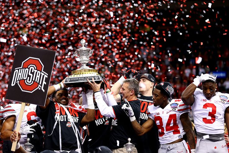The cable sports network is drawing huge audiences for the new college football playoff, but it's paying more than ever for each viewer