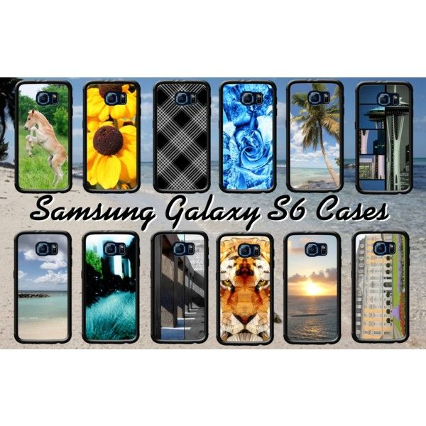 Samsung Galaxy S6 Cases from theKase #IAMUNIK by stine1online on Polyvore featuring Mode, Samsung, thekase, smartphonecase, GalaxyS6 and IAMUNIK