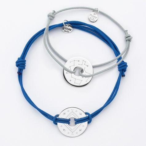 Duo de bracelets personnalisés médailles gravées argent cible 20 mm ornements    https://www.happybulle.com/bracelets-personnalises-duo/duo-de-bracelets-personnalises-medailles-gravees-argent-cible-20mm-382.html