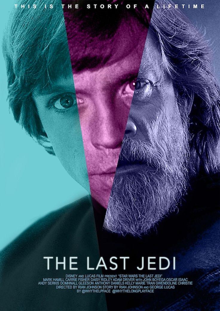 Evolution of Luke Skywalker | Star Wars: The Last Jedi |
