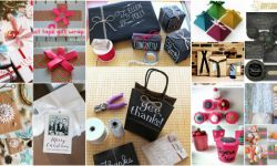 It's hard to believe it, but the holiday season is upon us! This year, why not get an early start on gift wrapping and do something extra special for your friends and family? Part of the fun of the holidays is getting gifts which are wonderfully packaged. Make your wrapping and labels part of...