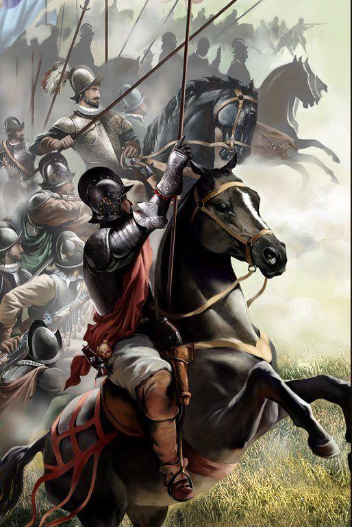 Spanish conquistadores