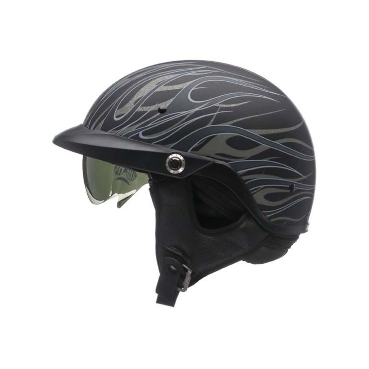 Pit Boss - Motorcycle Helmet, Street Bike Helmet - - Bell Helmets