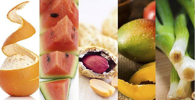 Nutrients in Skins
