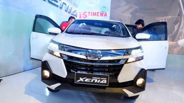 Harga Xenia 2019 Model X Mt 1 3 Std Model Inspiration