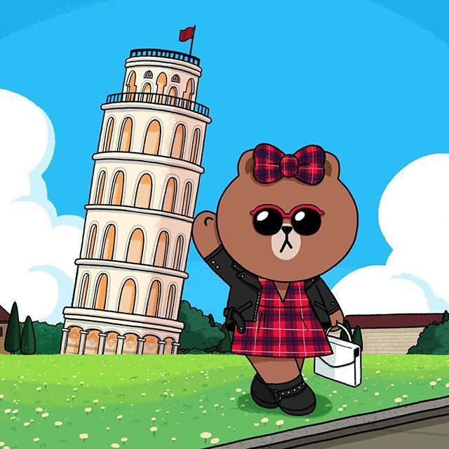 Choco in Italy