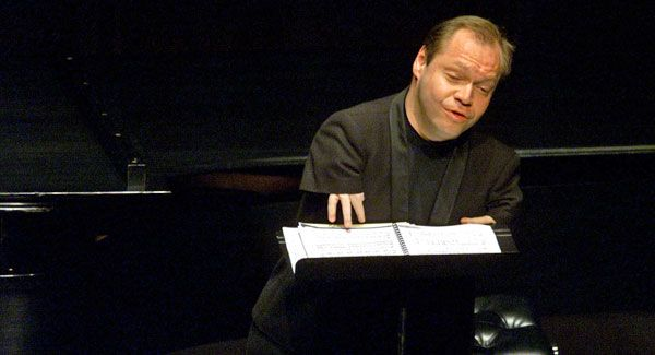 Singer Thomas Quasthoff
