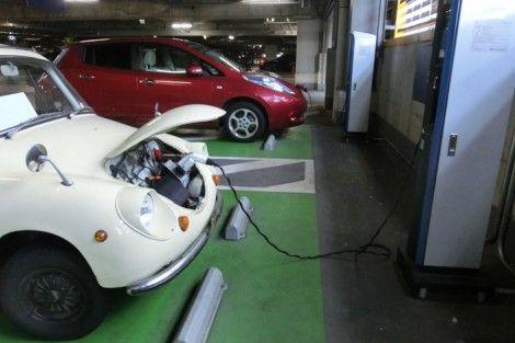 あらゆる名車を電動化で再生!「コンバージョンEV」が世界的ブーム - ライブドアニュース