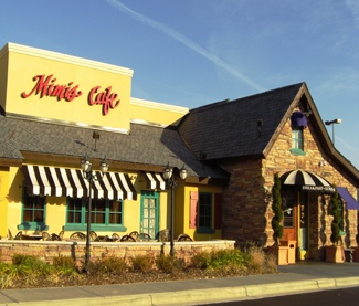 Mimi's Cafe- Find one near you and you will NOT regret it!