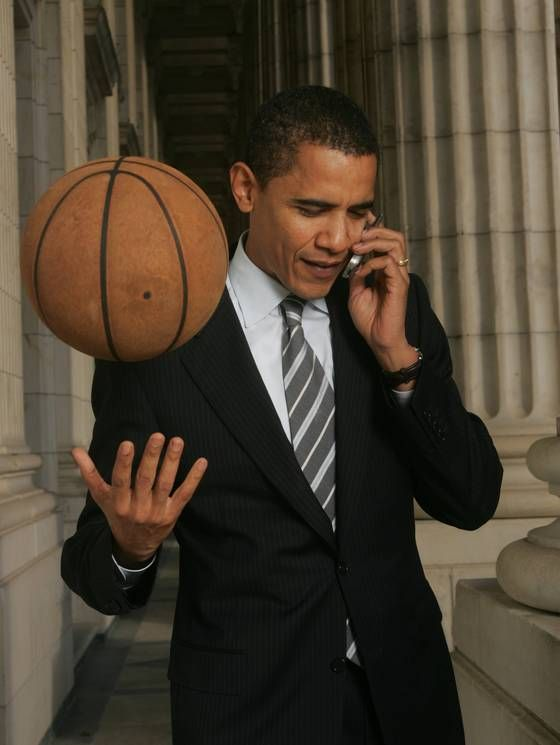 President Barack Obama, just look at him! Probably not a good idea to marry the president of the USA though.