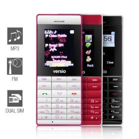 Versio Okimon – Dual SIM 1.8 Inch Bar Phone (MP3, FM)   29.99 USD   Whole Sale