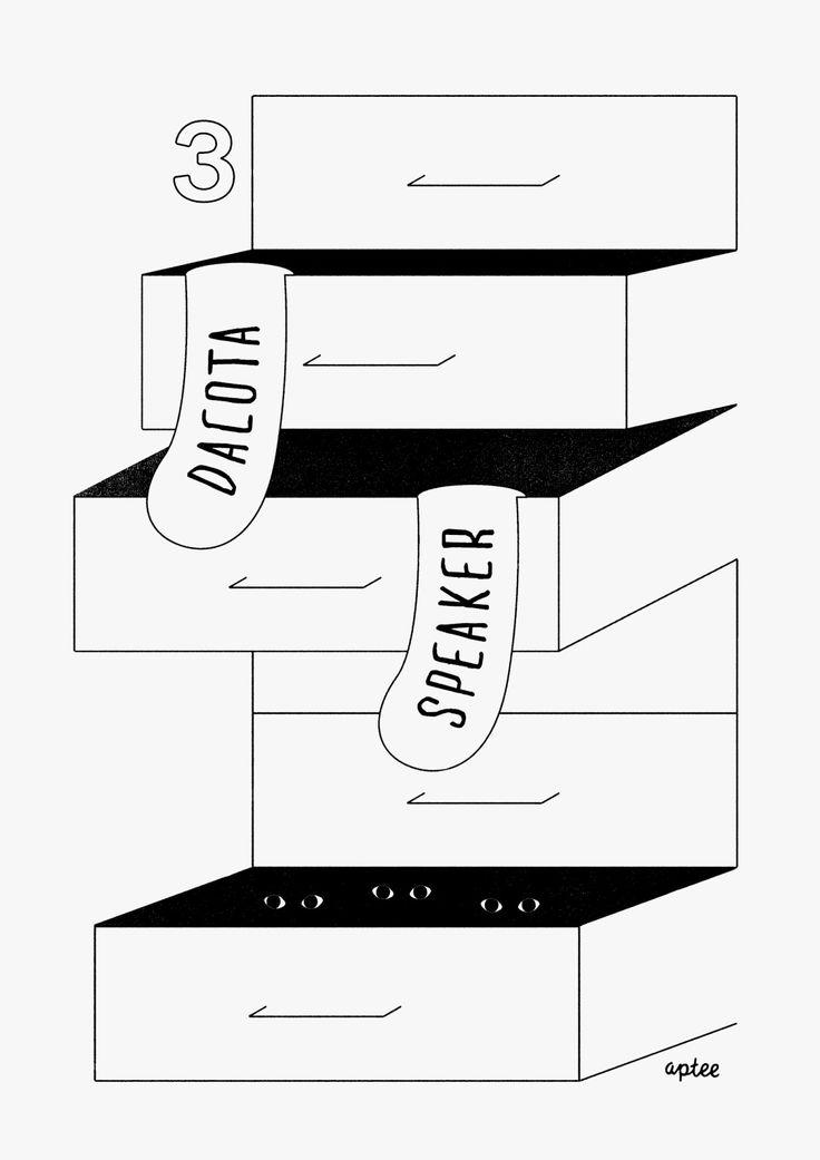 Art Direction | Design : Motoi ShitoCL : DACOTA SPEAKER